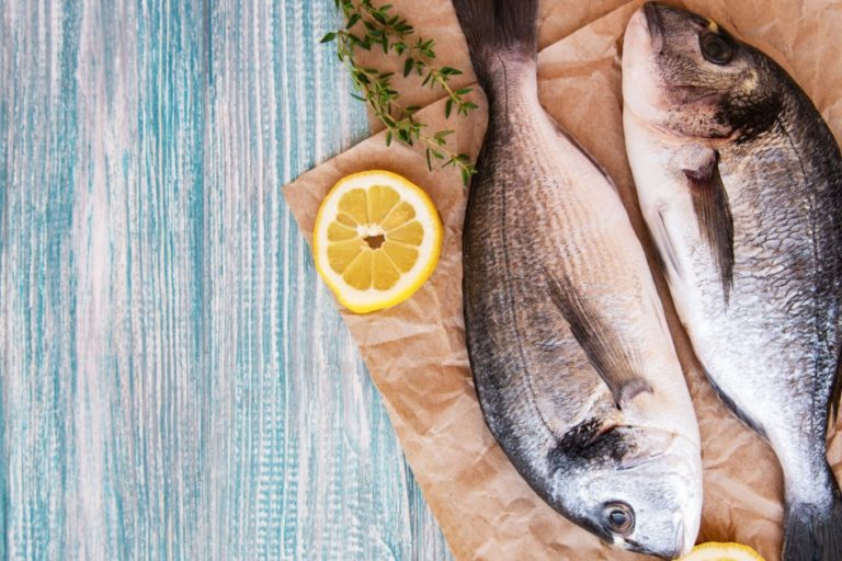 pesce di ottobre